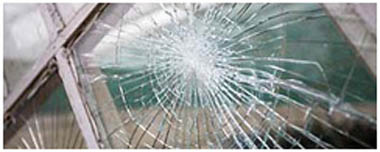 Walsall Smashed Glass